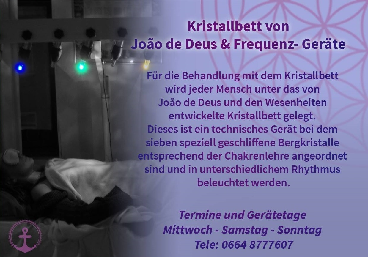 Kristallbett Wien